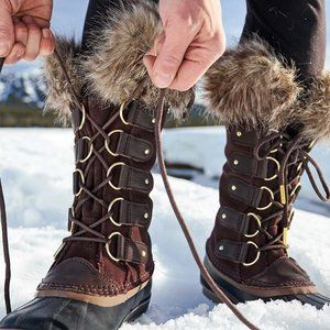 Sorel Joan of Arctic Waterproof Insulated Boots
